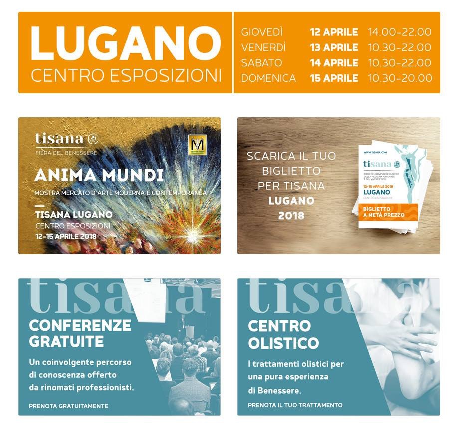 Tisana fiera Lugano